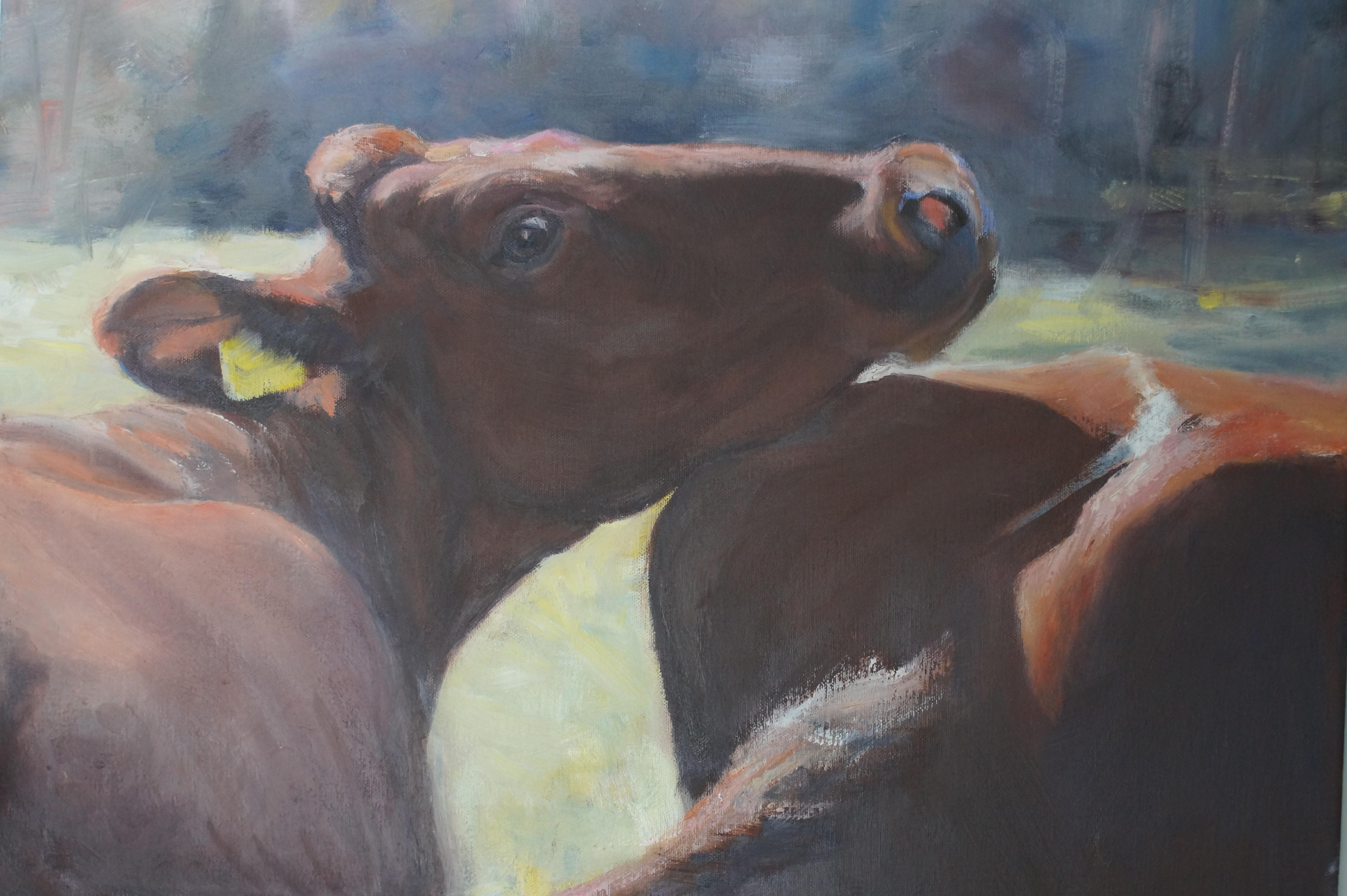 Oljemålning, Koblick Inger Sundberg